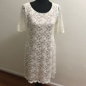 Connected apparel dress size 10